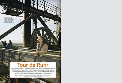 Essen & Trinken Tour de Ruhr