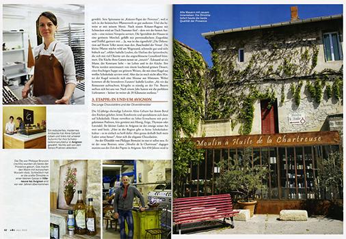 Essen & Trinken Tour de Provence