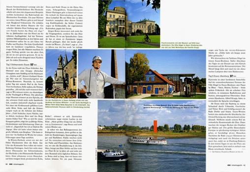 ADAC Reisemagazin Tour de Ruhr