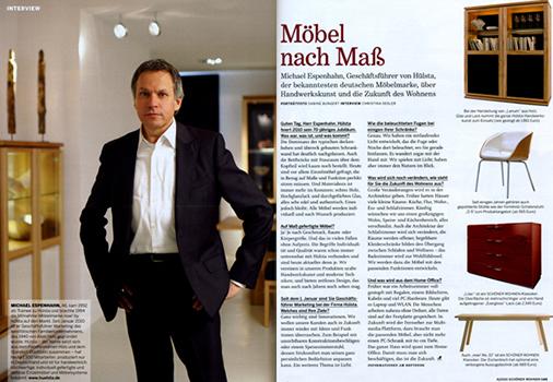 SCHÖNER WOHNEN Michael Espenhahn