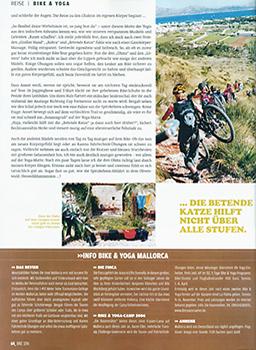 BIKE Bike und Yoga auf Mallorca