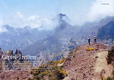 ADAC REISEMAGAZIN Wandern auf Madeira