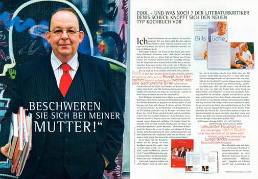 DER FEINSCHMECKER Denis Scheck