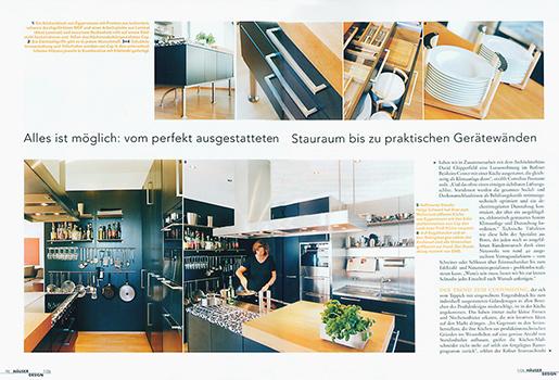 HÄUSER Haute-Couture-Küchen