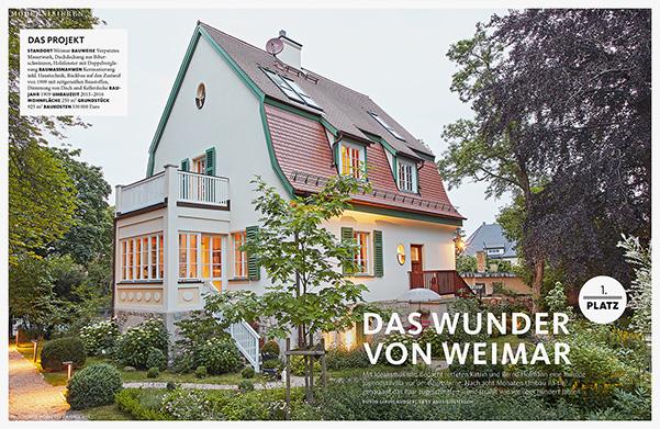SCHÖNER WOHNEN Modernisieren 2018