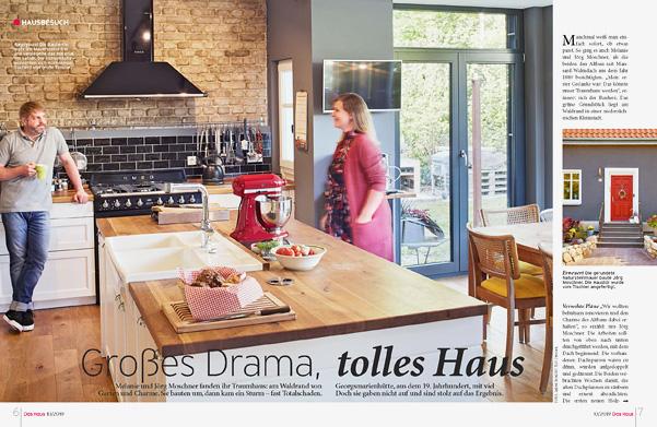 Das Haus – Behutsam renovieren
