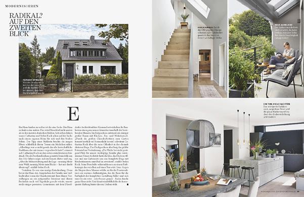 Schöner Wohnen Modernisieren 2019